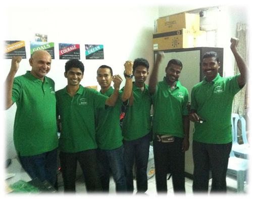 Maha Asia Technical Team