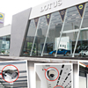lotus car show room