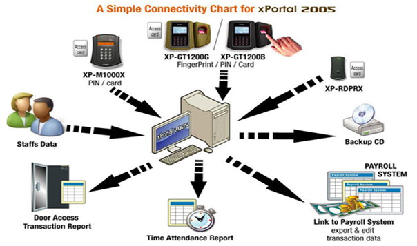 X Portal Connectivity